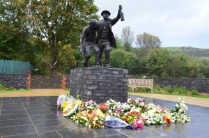 Senghenydd Memorial Garden
