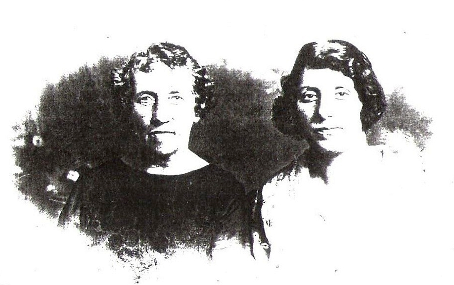Cecilia and Sylvia Phillips