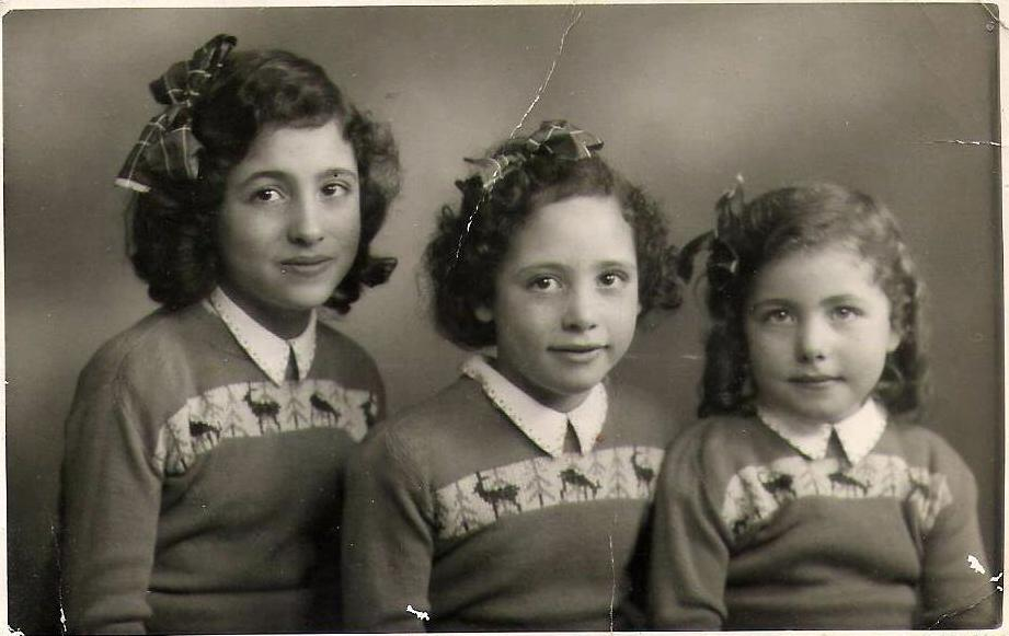 Sylvia, Jeanette and Reba Wagner