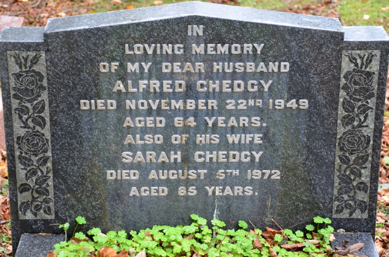 Grave_Alfred_Chedgy