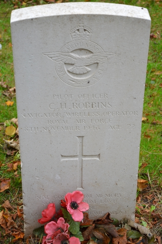 Grave_Charles_Henry_Robbins
