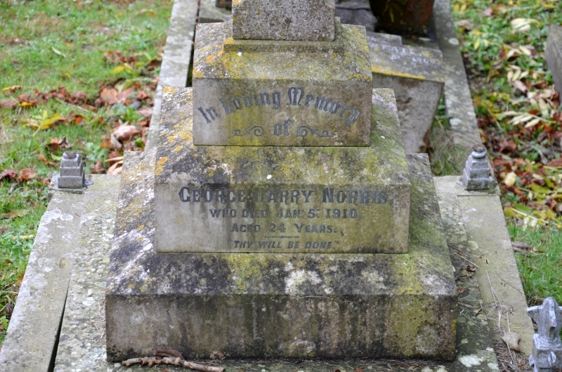 Grave_George_Harry_Norris