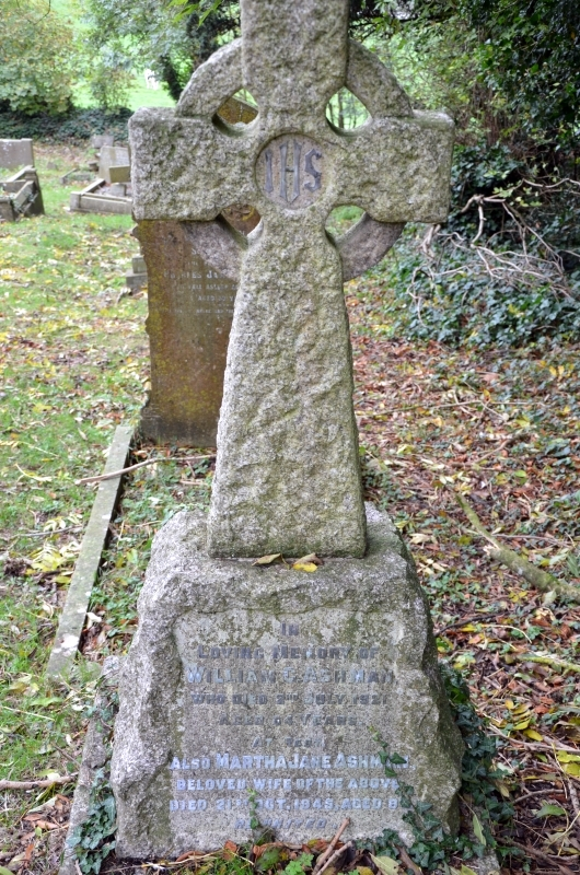 Grave_George_William_Ashman